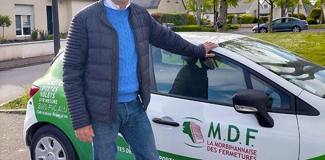 M.D.F - Stéphane Martin